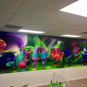 Madison Graphics Company (Wall Murals) (10)