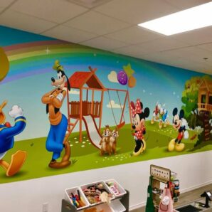 Madison Graphics Company (Wall Murals) (11)