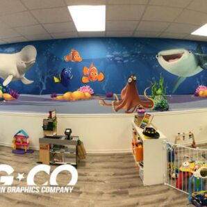 Madison Graphics Company (Wall Murals) (6)