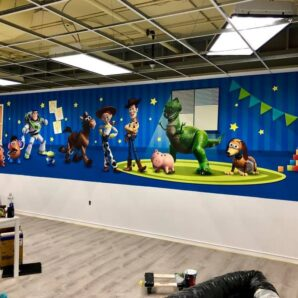 Madison Graphics Company (Wall Murals) (9)