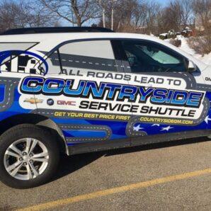 Madison Graphics Partial Vehicle Wraps (22)