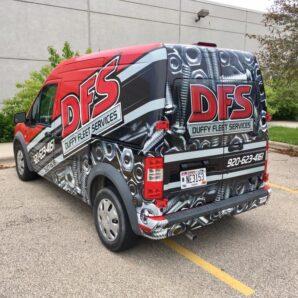 Madison Graphics Partial Vehicle Wraps (34)