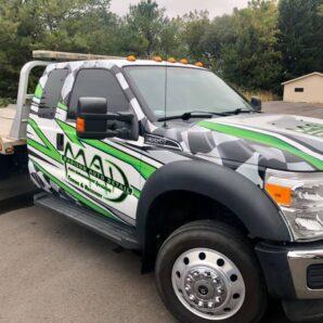 Madison Graphics Partial Vehicle Wraps (65)