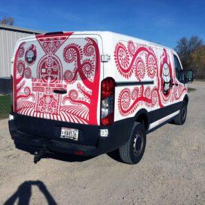 Madison Graphics Partial Vehicle Wraps (9)